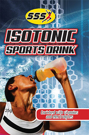 Isotonic Sports Drink